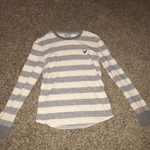 american eagle thermal sweater